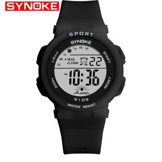 Đồng hồ điện tử thể thao thời trang trang nữ dây cao su SYNOKE PKHRSNK001 (44 mm) thumbnail