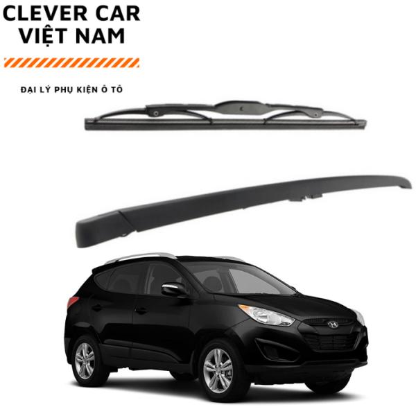Bộ Cần Chổi Gạt Mưa Sau Cho Xe Ô Tô Hyundai Tucson 2004-2012