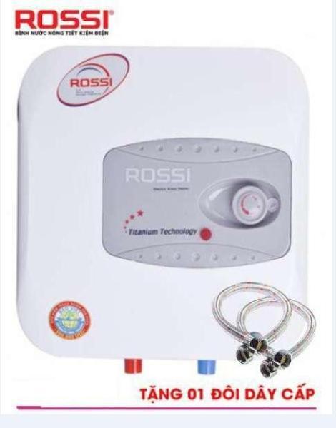 Bảng giá Bình nóng lạnh Rossi 20Ti (Tatinium chống giật).Tặng kèm dây cấp Điện máy Pico