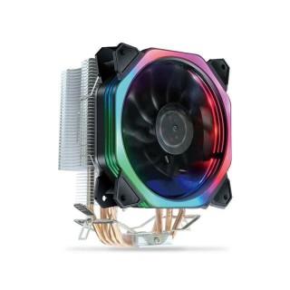 QUẠT TẢN NHIỆT CPU COOLER 4 ỐNG ĐỒNG HF400 LED RGB thumbnail