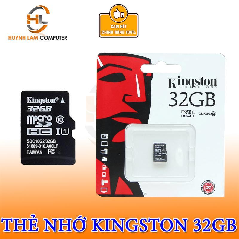 Thẻ Nhớ 32GB Kingston MICRO SD Class10 FPT Phân Phối