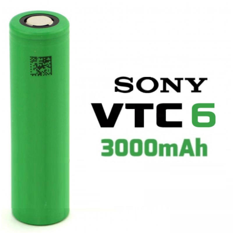 Pin Sony 18650 VTC6 3000mAh Dòng Xả 30A- 1 Viên