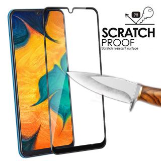 Kính cường lực Samsung Galaxy A31 full keo full màn cao cấp thumbnail
