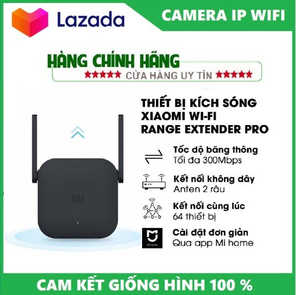 [BH 12 THÁNG] Bộ Kích Sóng WiFi Xiaomi - Thiết Bị Mở Rộng WiFi Xiaomi Mi Wifi Repeater Pro 300Mbps ,Chuẩn Wifi: IEEE 802.11b/g/n, 2 Râu WiFi 2*2 DBI Antenna 2.4GHZ Giúp Tăng Khả Năng Phát Sóng Xuyên Tường