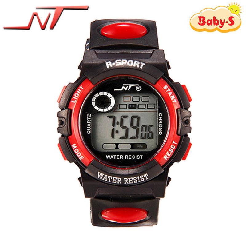 Nơi bán Đồng hồ điện tử trẻ em và nam giới đeo tay phong cách sport NT882 Bby-S – SDH019