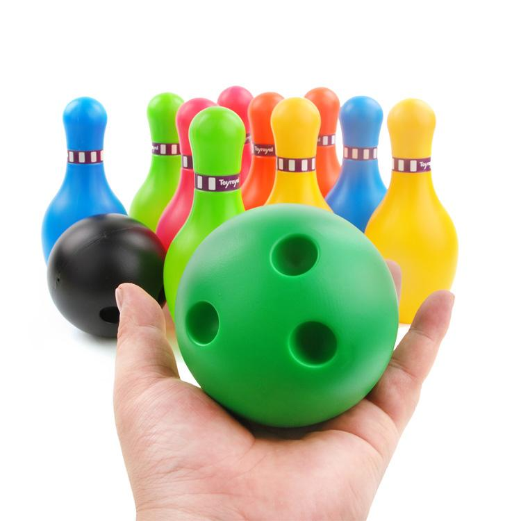 Offer Ưu Đãi Bộ đồ Chơi Bowling Mini Toyroyal