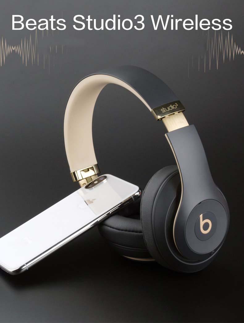 (SIÊU SẬP SÀN ) Tai Nghe Bluetooth Chụp Tai Không Dây, Tai Nghe Chụp Tai Tốt Nhât, Tai Nghe Bluetooth BEATS STUDIO WIRELESS  22HR Chống Ồn Bass Cực Mạnh, Chất Âm Tuyệt Hảo, Âm Bass Mạnh Mẽ Dòng Tai Nghe Đẳng Cấp,Trẻ Trung, Pin Cực Trâu