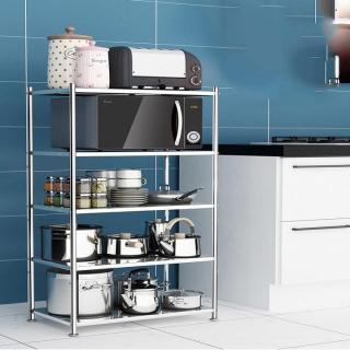 [HÀNG LOẠI I] Kệ bếp inox 4 tầng 60x100x35 Mezz144 thumbnail