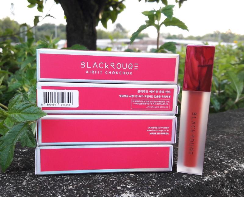 Son Black Rouge Air Fit Chok Chok Tint