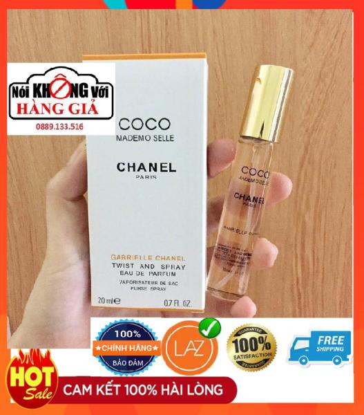 NƯỚC HOA MINI COCO CHANEL 20ML - CHÍNH HÃNG BAO TEST