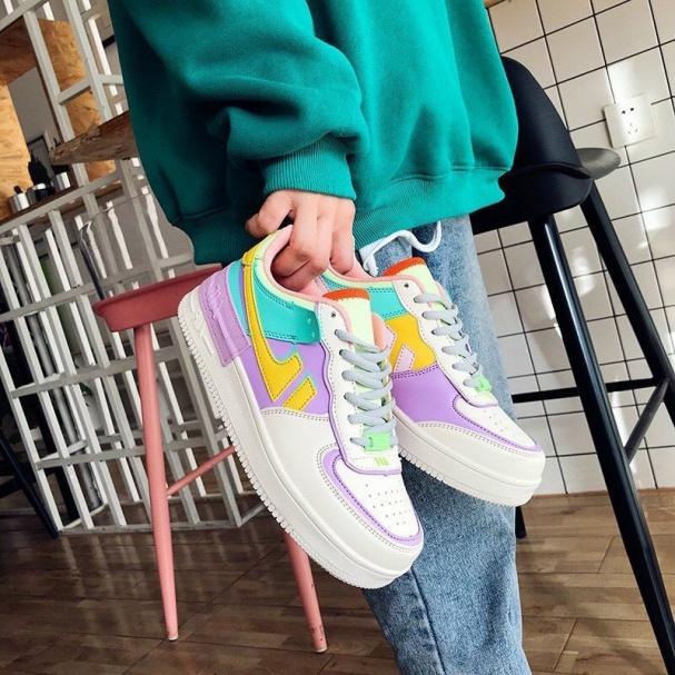 giày thể thao nữ mã 66 giá rẻ
