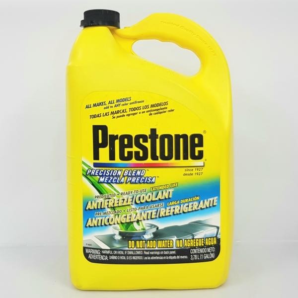 Nước làm mát động cơ màu xanh PRESTONE PRECISION BLEND (USA)