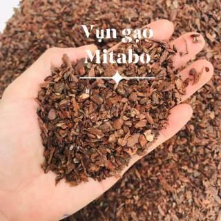 Combo 5kg vỏ thông trồng lan xay nhỏ vụn cỡ hạt gạo hàng đẹp chất lượng - Giá thể trồng lan chuyên rải mặt ươm kie tặng kèm lưới lót chậu thumbnail