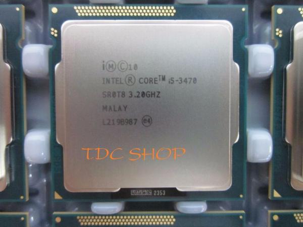 Bảng giá Bộ vi xử lý Intel Core i5 3470 3.30GHz(up to 3.8GHz, 4 lõi, 4 luồng), Bus 1066/1333/ 1600MHz, Cache 3MB - Kèm Quạt + Tặng Keo Tản Nhiệt Phong Vũ