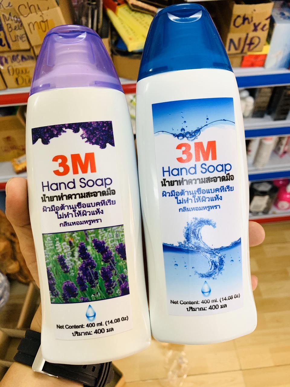 Nước rửa tay 3M nhập khẩu