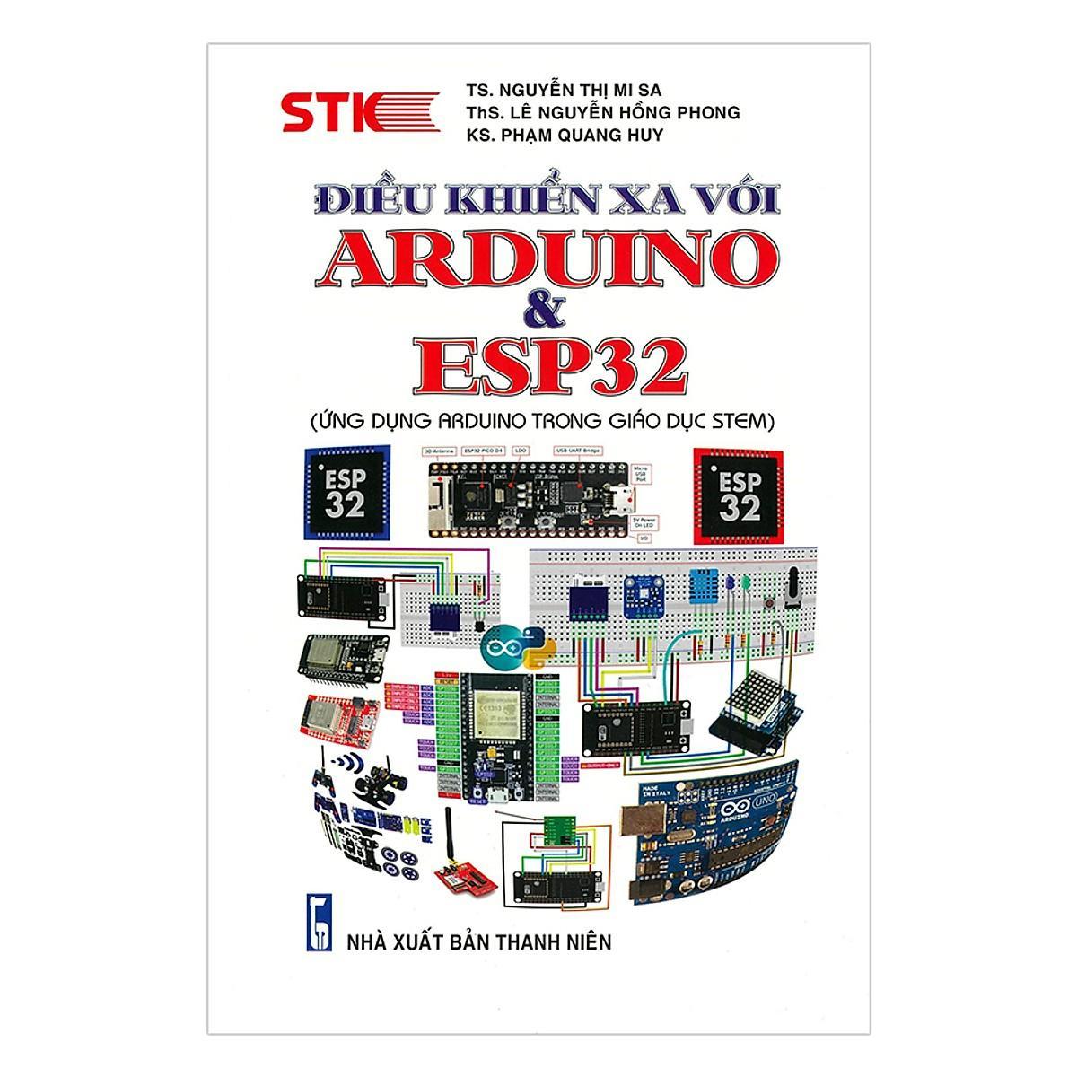 Mua Điều Khiển Xa Với Arduino & ESP32