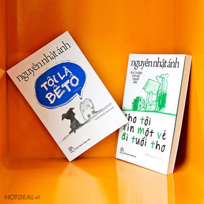 Mua [ Sách Thật ] Combo 2 cuốn Tôi là BÊTÔ và Cho Tôi Xin Một Vé Đi Tuổi Thơ New