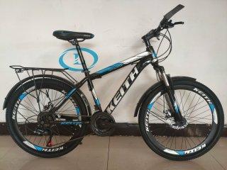 Xe đạp 26 inch nam 3 dĩa 7 líp KEITHE cao từ 1m58 trở lên chạy thumbnail