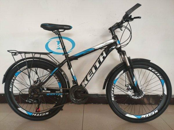 Mua Xe đạp 26 inch nam 3 dĩa 7 líp KEITHE cao từ 1m58 trở lên chạy