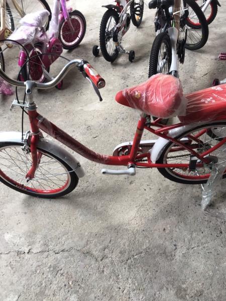 Mua xe đạp cho bé lớn