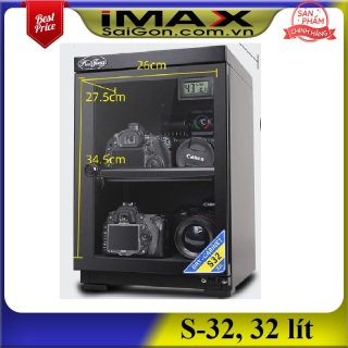 Tủ chống ẩm Huitong S-32 thumbnail