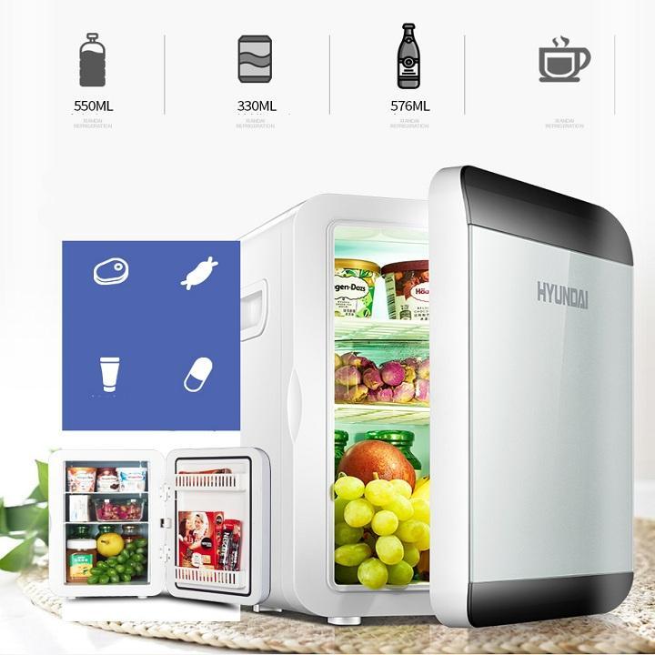 Bảng giá Tủ lạnh mini - Tủ lạnh mini 13.5L (12v và 220v) NH9465 Điện máy Pico