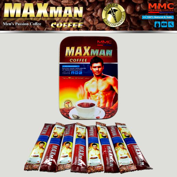 Tăng Cường Sinh Lý Nam MaxMan Coffee
