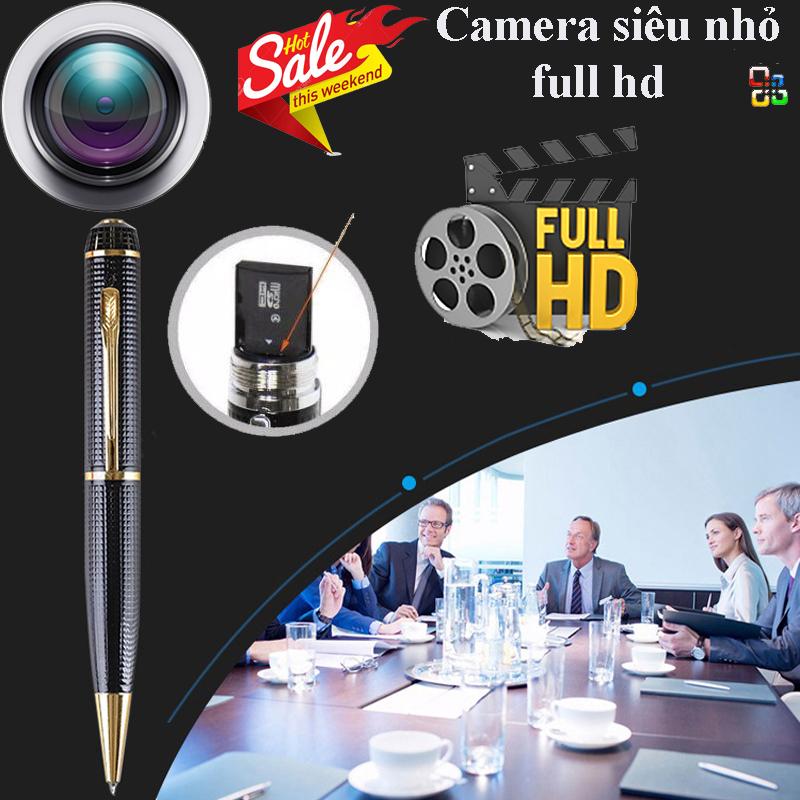 (HÀNG CAO CẤP)Camera Cây Viết/ Bút,Thiết bị quay phim siu nhỏ,But,ghi am siu nhỏ chất lượng, giá rẻ tphcm