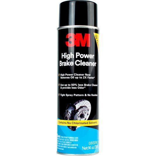 Tẩy Rửa Phanh ô Tô 3M High Power Brake Cleaner 3M 0880 397g Duy Nhất Khuyến Mại Hôm Nay