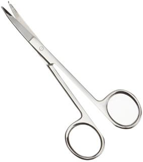 Kéo cắt tỉa lông mũi cho nam tóc mái lông mi cho nữ thumbnail