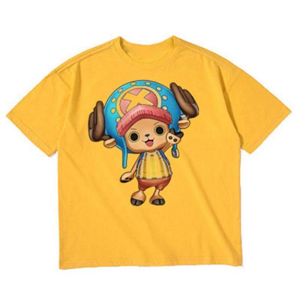 Áo Thun bé gái in hình vải polly cotton dày mịn thương hiệu Timon