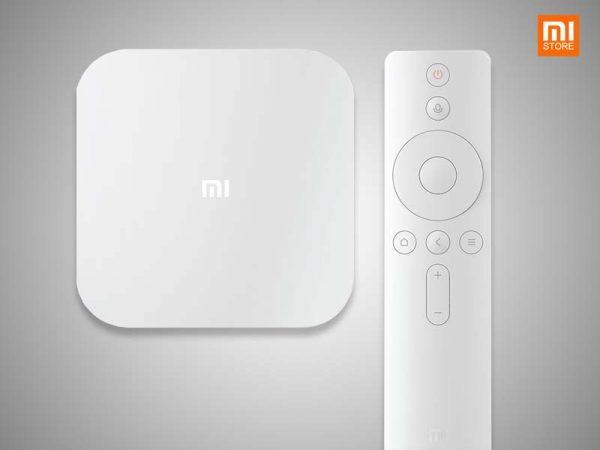 Bảng giá Mi Box Android TV Gen 4 hỗ trợ 4K HDR