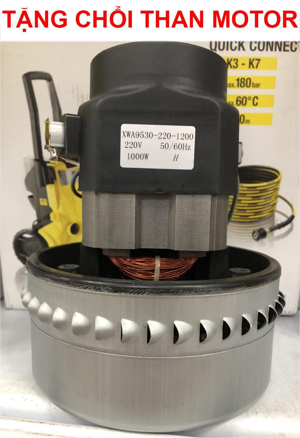 Motor máy hút bụi hút nước 1000W