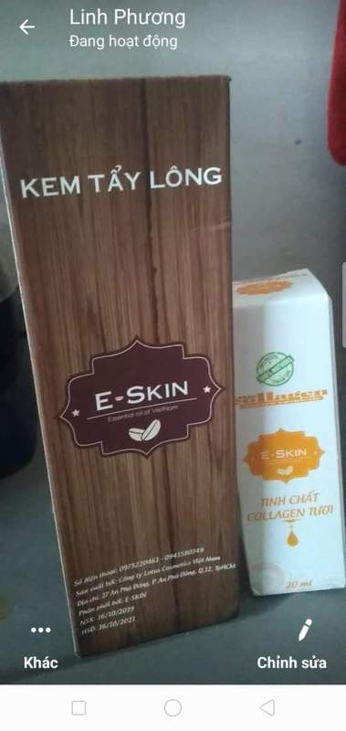 Bộ đôi E-SKIN triệt lông tại nhà,! không đau,nhanh,gọn,lẹ,sách sẽ, tiết kiệm