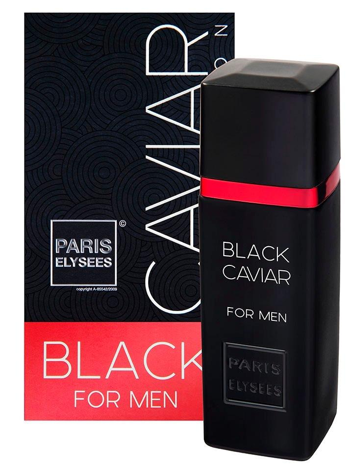 Nước hoa Nam PARIS ELYSEES Black Caviar - 100ml