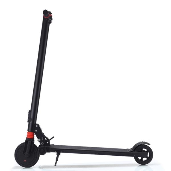 Phân phối Xe Scooter điện xếp gọn S8 không yên ,10km/lần sạc, tải 100kg