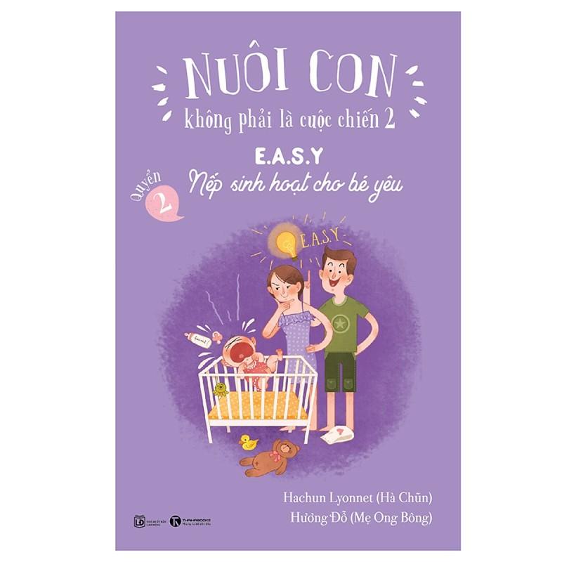 Nuôi Con Không Phải Là Cuộc Chiến - Nếp Sinh Hoạt Cho Bé Yêu ( Tặng Postcard Xuân bốn mùa )