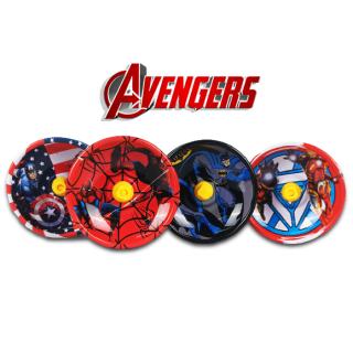 Raffer Đồ chơi trẻ em Yoyo sắt cao cấp Avengers Đồ chơi giải trí con quay Zozo nhiều hình siêu anh hùng có kèm dây sẵn (giao mẫu ngẫu nhiên) thumbnail
