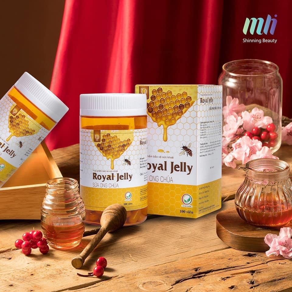 Siêu Giảm Giá Khi Mua Viên Uống Sữa Ong Chúa Schon Royal Jelly