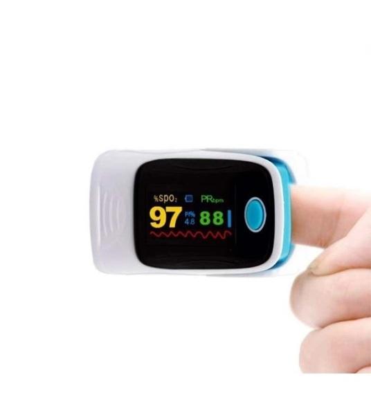 Máy đo SpO2 nồng độ oxy trong máu Pulse Oximeter Hàng chính hãng bán chạy