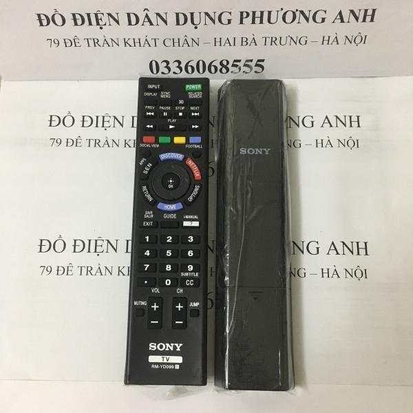 Bảng giá FREESHIP remote Sony smart YD099 hàng công ty