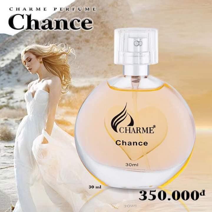 Nước Hoa Nữ Charme Chance