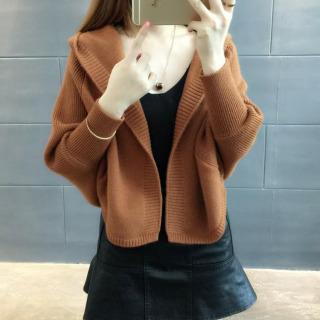 Áo len nữ cadigan Hàn Quốc DÀY DẶN Áo len nữ Quảng Châu thumbnail