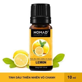 Tinh Dầu Thiên Nhiên Vỏ Chanh Nomad Essential Oils Lemon thumbnail