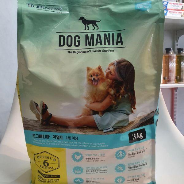 thức ăn cho chó trên 1 tuổi