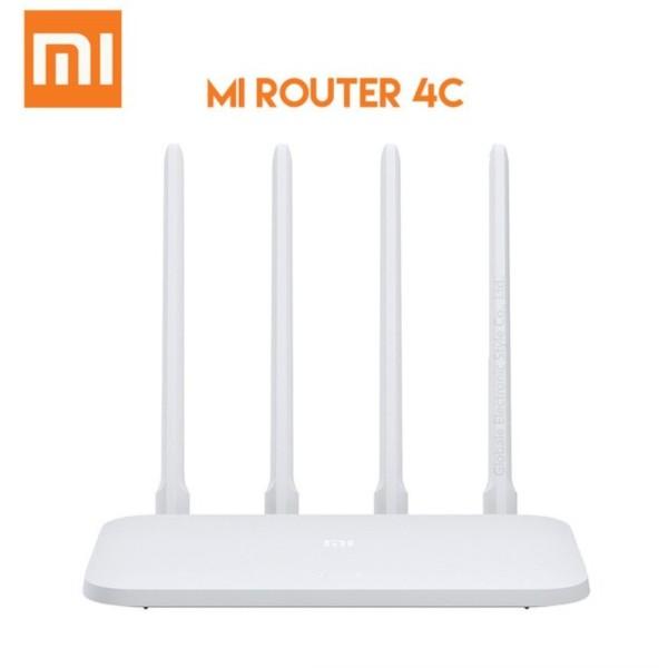 Bảng giá Bộ kích sóng wifi Xiaomi router 4C, 4 râu sóng cực khoẻ,xa tới 50m, phù hợp căn hộ 100m vuông Phong Vũ