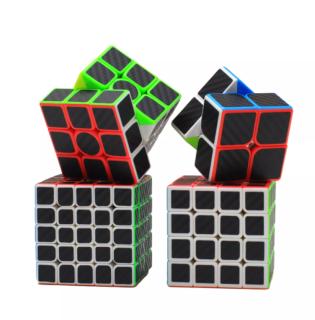 Rubik 2x2, Rubik 3x3, Rubik 4x4, rubik 5x5 loại carbon cao cấp thumbnail