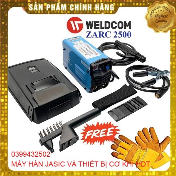 Máy hàn gia đình Weldcom ZARC2500 bảo hành điện tử 12 tháng +