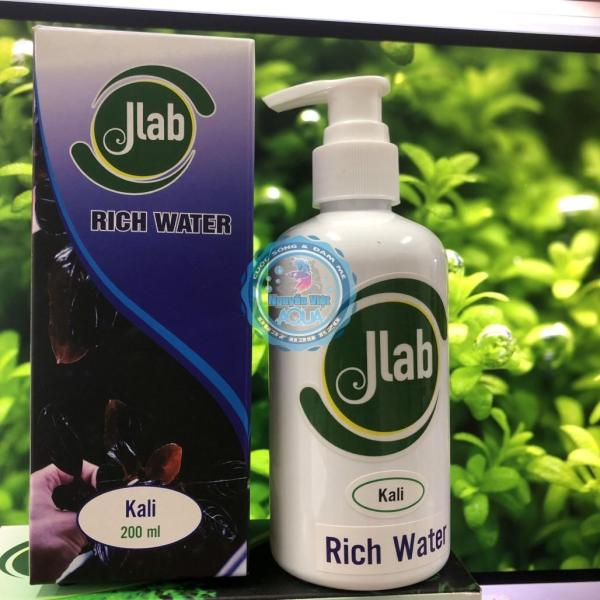 Phân nước bổ sung Kali cho cây thủy sinh