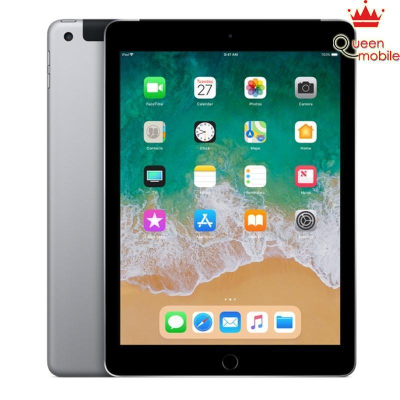 Máy tính bảng Ipad Gen 6 WiFi/Cellular 32GB New 2018 (Màu gray)